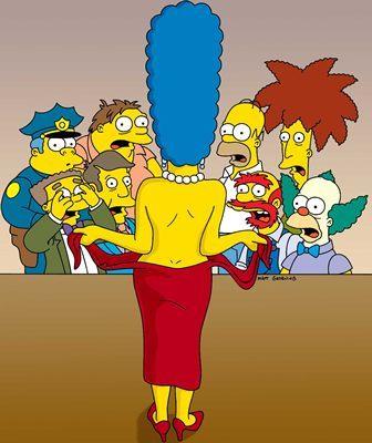 Голые факты изжизни Симпсонов. Изображение № 1.