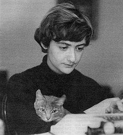 Знаменитые писатели и котики. Изображение № 17.