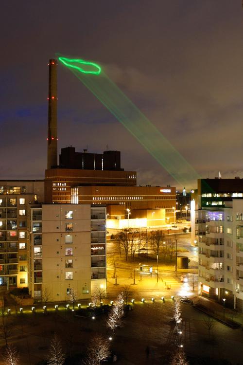 Nuage Vert Green Cloud. Изображение № 6.