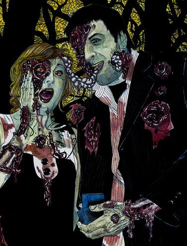 Зомби-портреты. Модно, качественно инедорого. Изображение № 7.