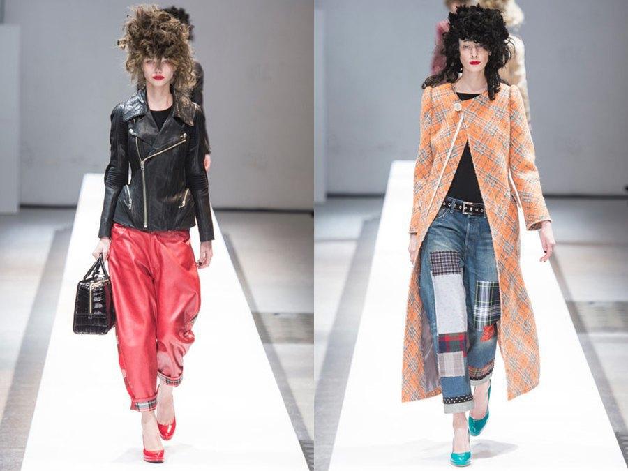 Неделя моды в Париже: Дни 5 и 6. Изображение № 44.