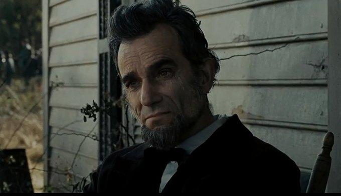 Дэниел Дей-Льюис в «Линкольне». Изображение № 2.