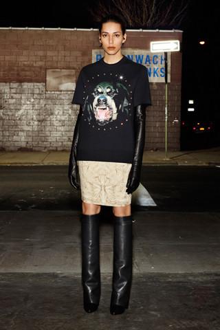 Givenchy Pre-Fall 2012. Изображение № 31.