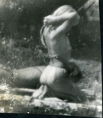 Части тела: Обнаженные женщины на фотографиях 70х-80х годов. Изображение № 51.