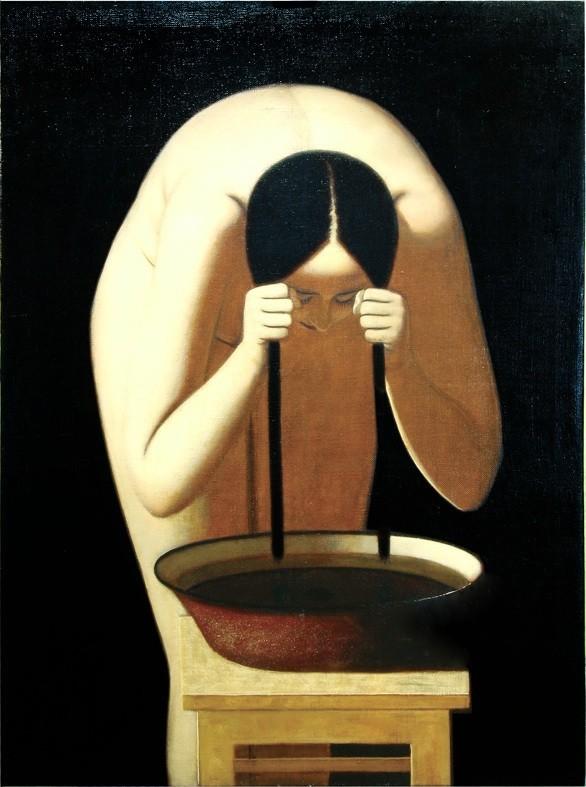 """Выставка живописи Станислава Ильина """"Сны и грёзы"""". Изображение № 2."""
