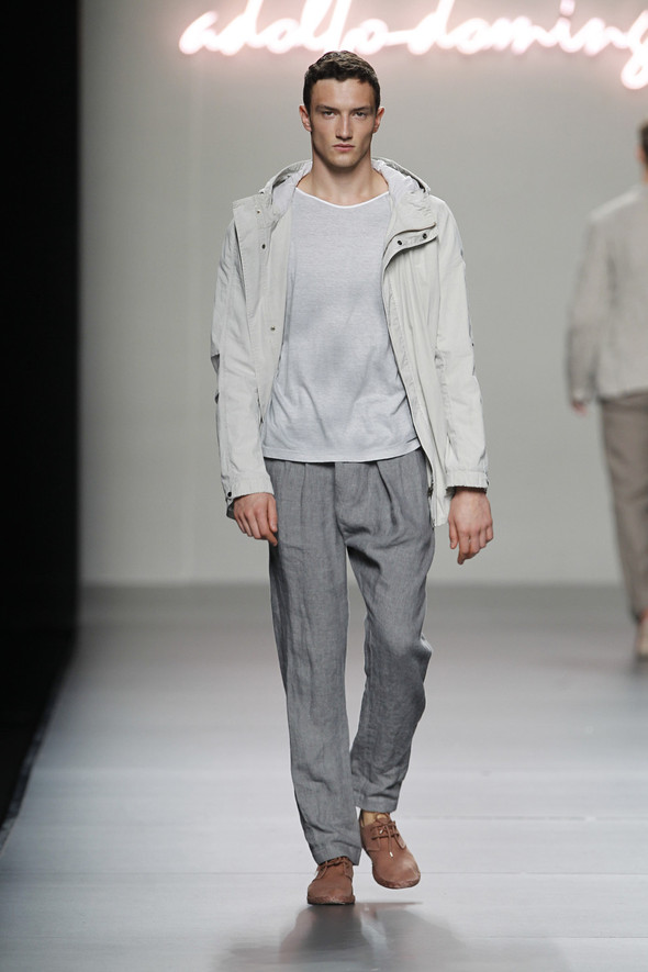 Madrid Fashion Week SS 2012: Adolfo Dominguez. Изображение № 6.