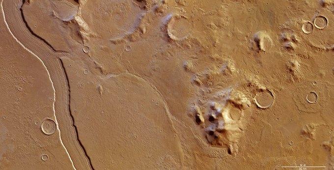 Появились первые подробные 3D-карты Марса. Изображение № 5.