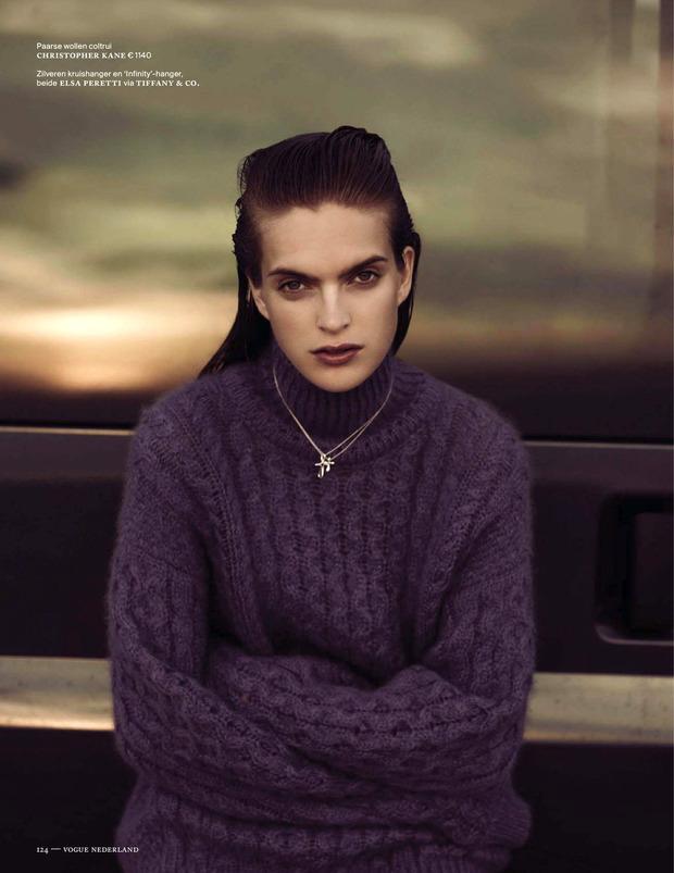 Вышли новые съемки из Bon, Flair, Vogue и других журналов. Изображение № 41.