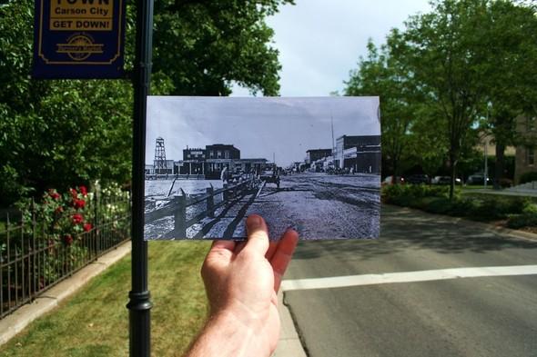 Фотография в фотографии. Изображение № 33.