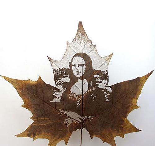 Резьба по листьям. Изображение № 13.