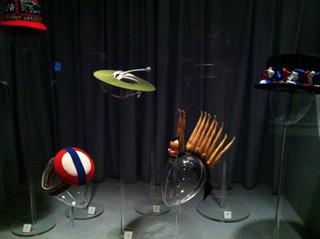 Шляпка-одуванчик для выставки великого шляпника Стивена Джонса. Изображение № 13.