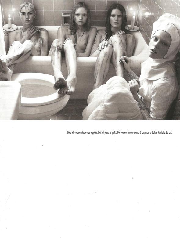 Архивная съёмка: Монахини и роботы в объективе Стивена Мейзела, 2006. Изображение № 5.