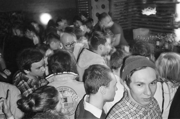 Закулисье показа и вечеринки GJO.E FW12/13. Изображение № 16.