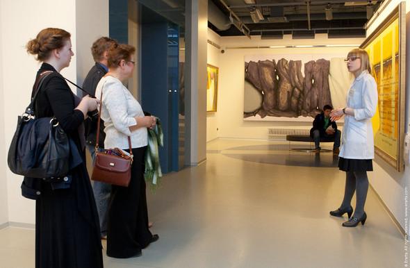 Ночь музеев в НИИ Эрарта. Как это было. Изображение № 11.