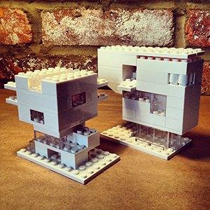 Архитекторы тестируют новый конструктор LEGO Architecture Studio. Изображение № 12.