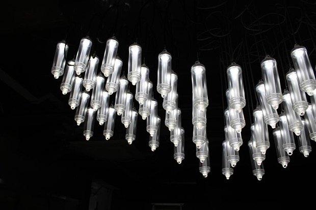 Архитектор разработал освещение для пространства без теней. Изображение № 6.