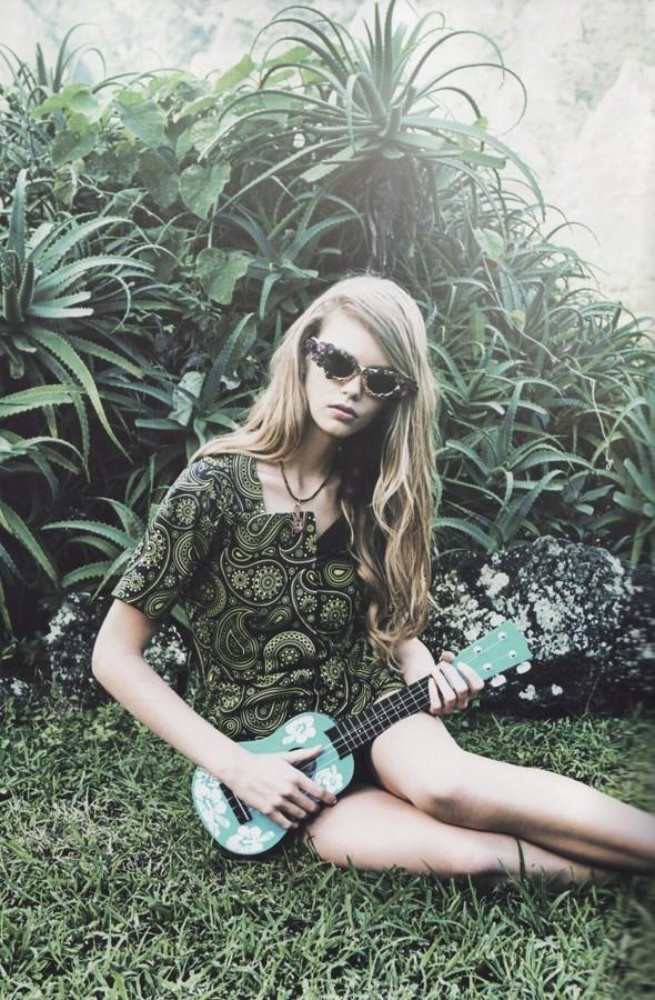 Съёмки: Antidote, Lula, Numero и Vogue. Изображение № 18.