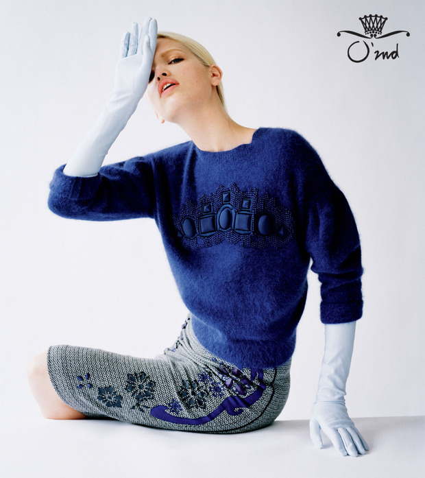Вышли новые кампании Gucci, Eleven Paris, Forever 21, Moschino и Tomboy. Изображение № 50.