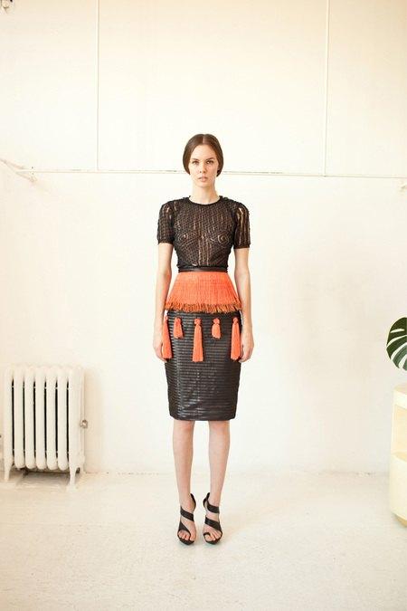 Показаны новые лукбуки Balenciaga, Chanel и Zac Posen. Изображение № 11.