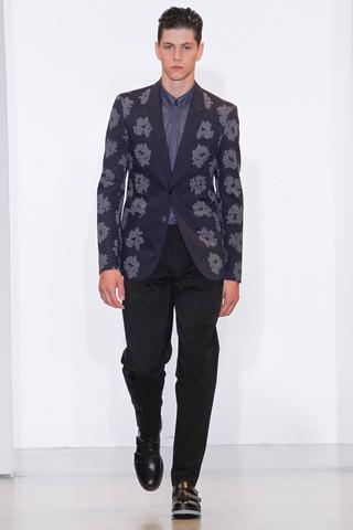 Неделя мужской моды в Милане: День 2. Изображение № 17.