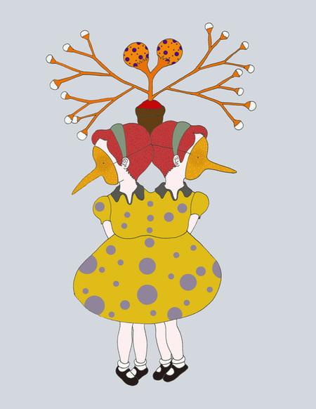 Уроки рукоделия отчудо художницы Elsa Mora. Изображение № 7.