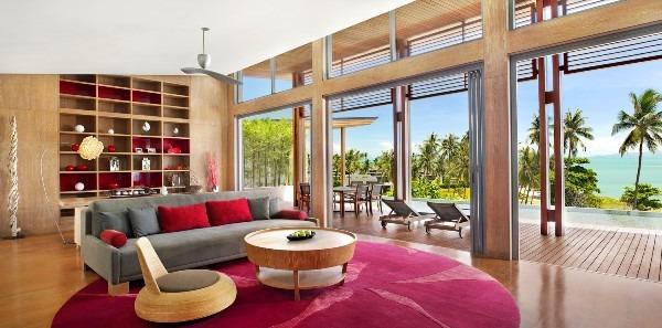 W Hotels - райский курорт на острове Koh Samui. Изображение № 2.