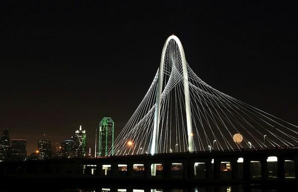 Новый мост Сантьяго Калатравы. Изображение № 1.