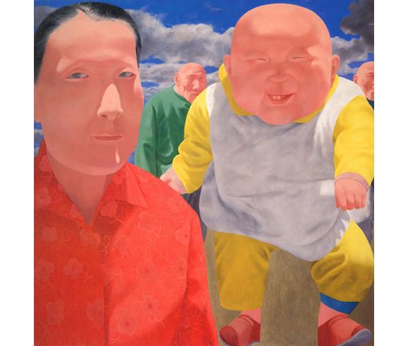 Изображение 95. Черты лица: 10 портретистов.. Изображение № 104.