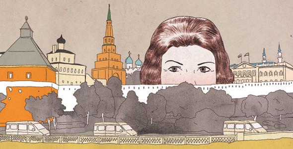 Маша Краснова-Шабаева, иллюстратор. Изображение № 96.