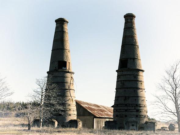 Бывшая военная зона в северном районе Готланда. Изображение № 50.