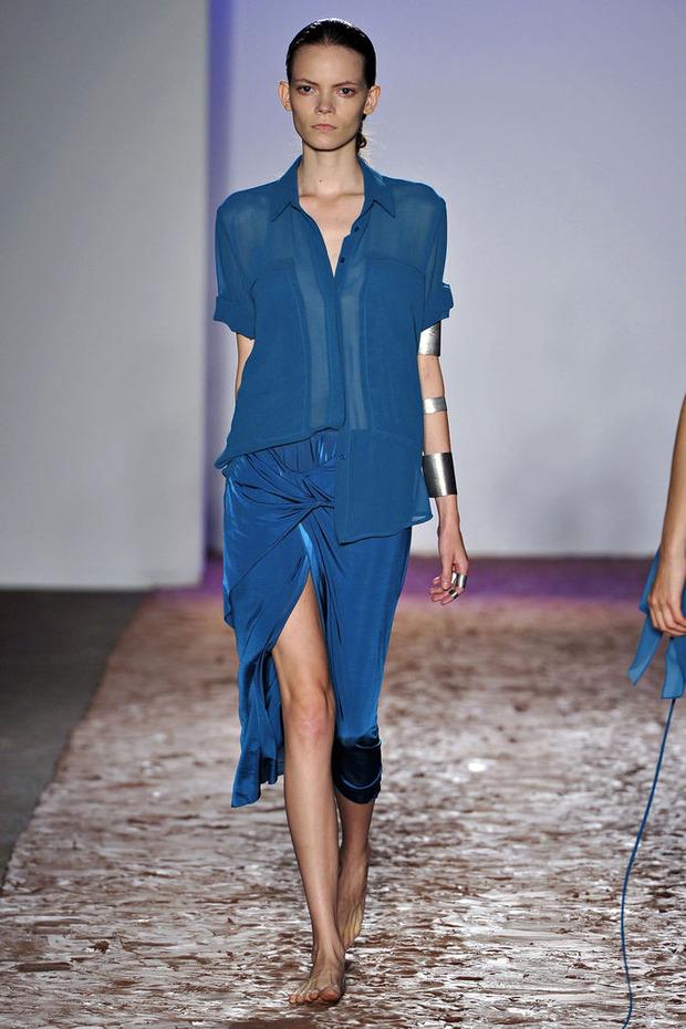Неделя моды в Нью-Йорке: День 1. Изображение № 24.