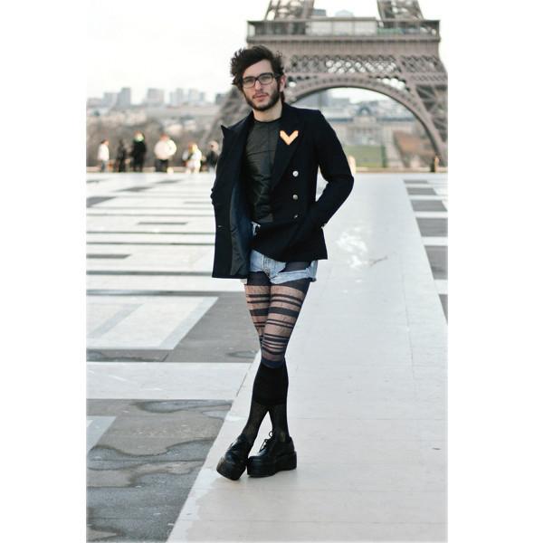 Луки с Недели моды в Париже. Изображение № 86.