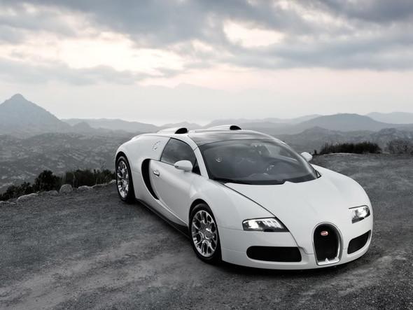 Bugatti Veyron Grand Sport. Изображение № 5.
