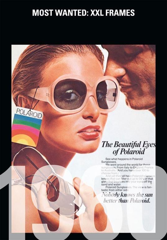 Архивные рекламные кампании Polaroid. Изображение № 5.