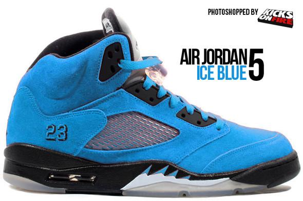 Расцветки Air Jordan, которые вы хотели бы видеть. Изображение № 11.