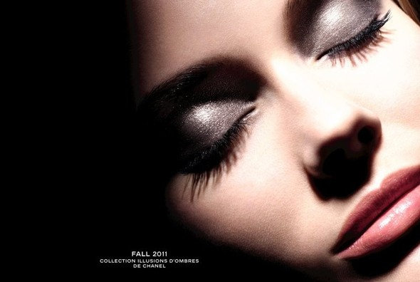 Бьюти-кампания: Chanel Fall 2011. Изображение № 5.