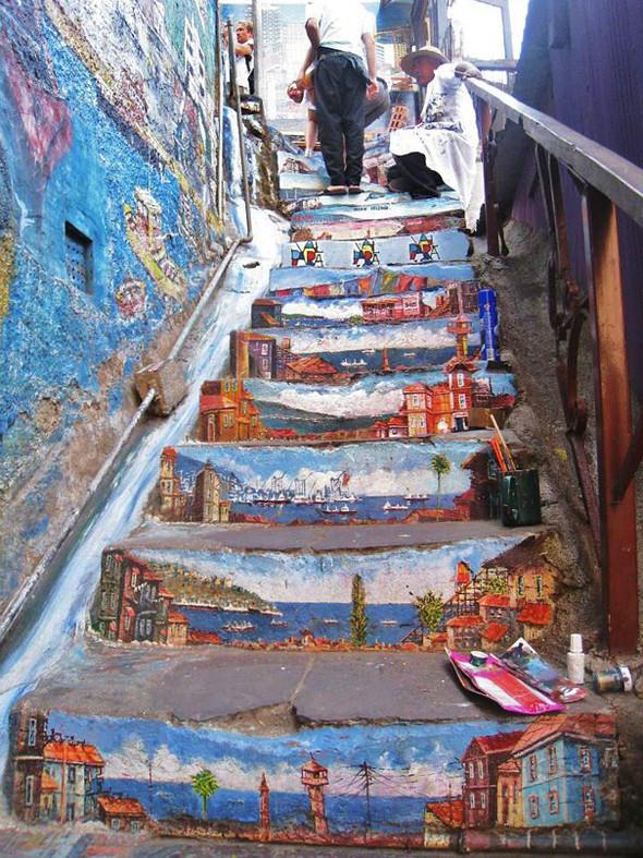 Большая коллекция уличного искусства. Изображение № 4.