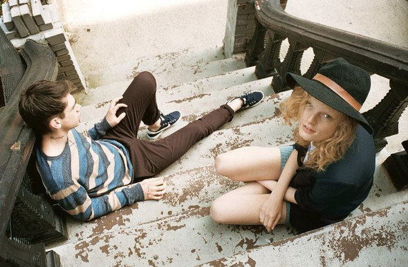 Лукбук: Urban Outfitters Early Fall 2011. Изображение № 26.