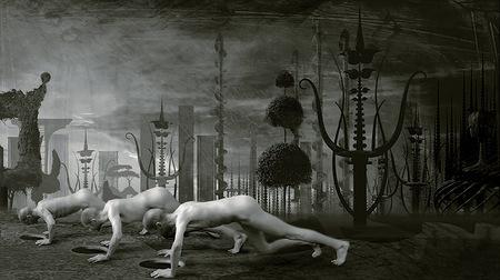 Алессандро Бавари- духготики. Изображение № 11.