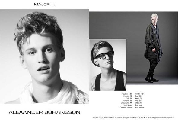 Show Package – Paris Men SS10: Major. Изображение № 3.