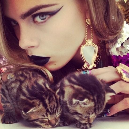 Съёмки: Playing Fashion, Schon, Vogue и другие. Изображение № 16.