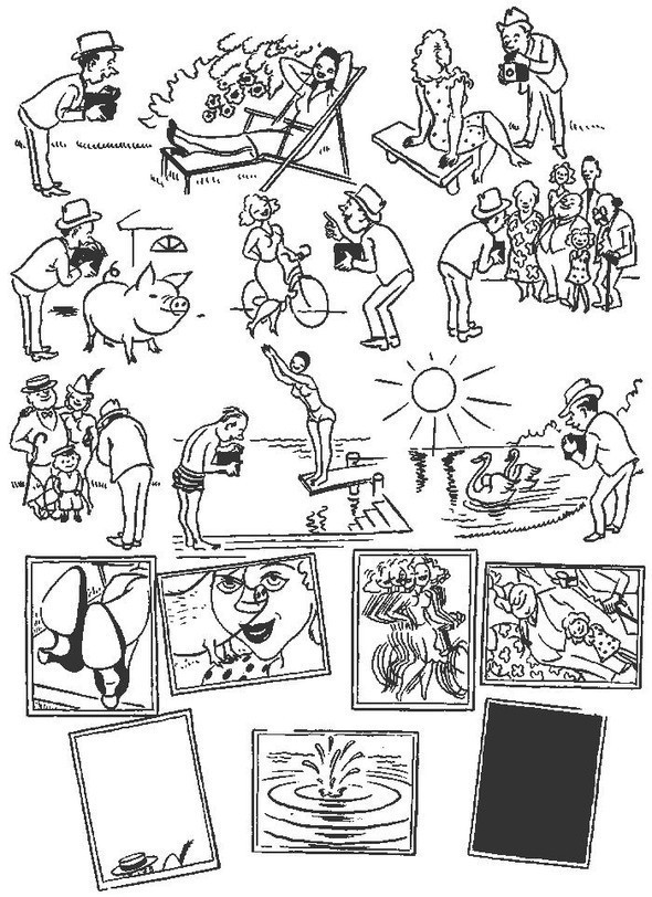 Карикатура какиллюстрация жизни. Изображение № 3.