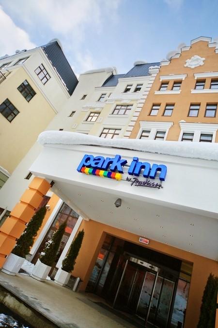 Отель Park Inn by Radisson в Красной Поляне. Изображение № 2.