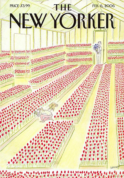 Изображение 15. Мечтатель Jean-Jacques Sempe.. Изображение № 14.