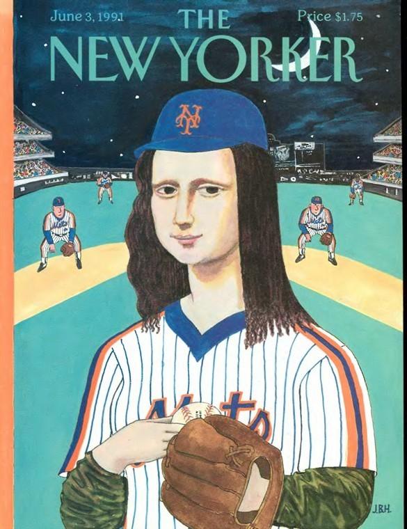 Обложки TheNew Yorker. Изображение № 67.