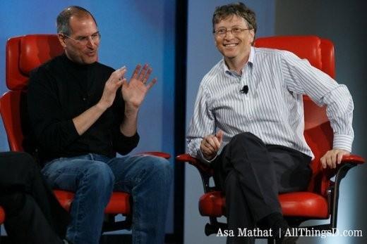Билл Гейтс и Стив Джобс. Изображение № 4.