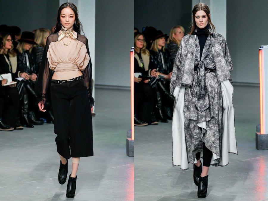 Неделя моды в Нью-Йорке: Дни 6 и 7. Изображение № 9.