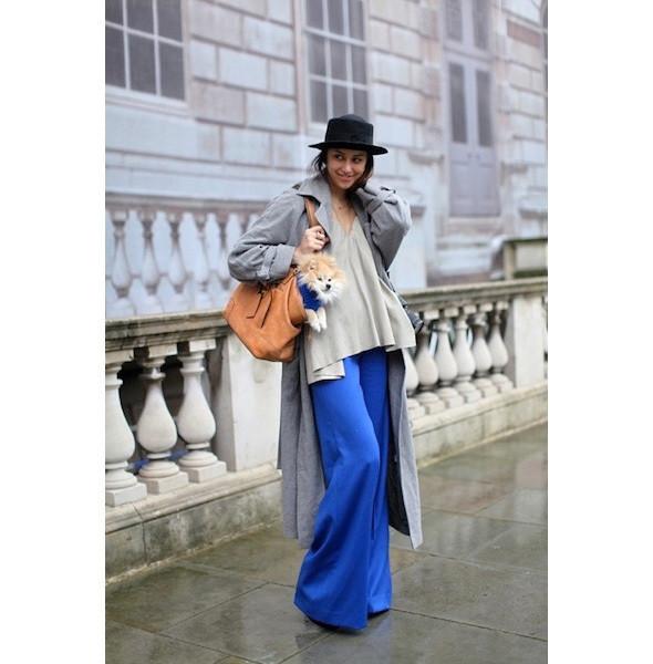 Изображение 151. На полях: 10 тенденций уличного стиля с прошедших недель моды.. Изображение № 151.