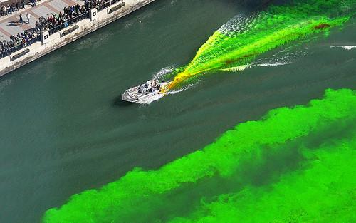 Изумрудные воды Чикаго. Изображение № 2.