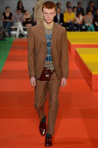 Неделя мужской моды в Париже: День 4. Изображение № 29.